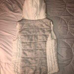 SUPER WARM WINTER PUFFER VEST